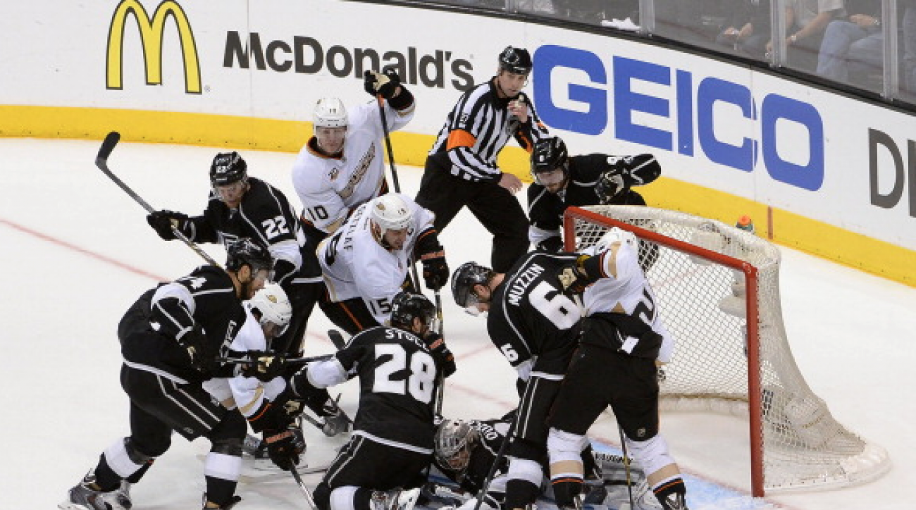 SI Now: Are the Anaheim Ducks intimidated by the LA Kings?