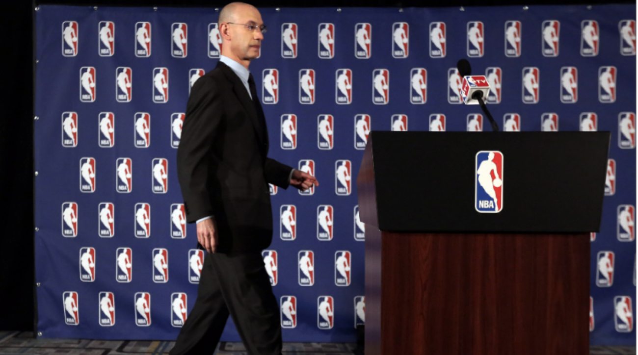 SI Now: Adam Silver is more than David Stern's replacement