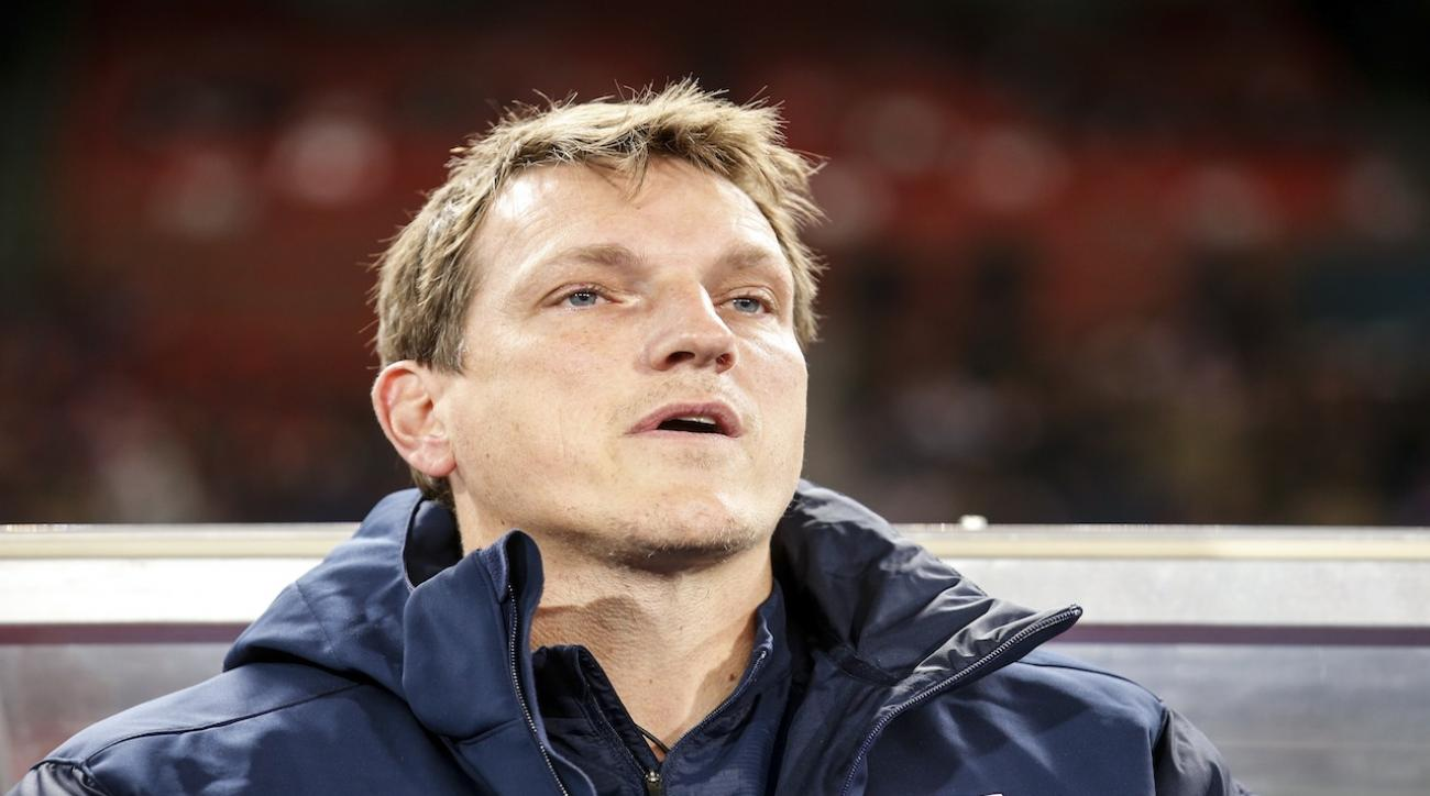 2014 World Cup: USMNT Asst. Coach Herzog sizes up the 'group of death'