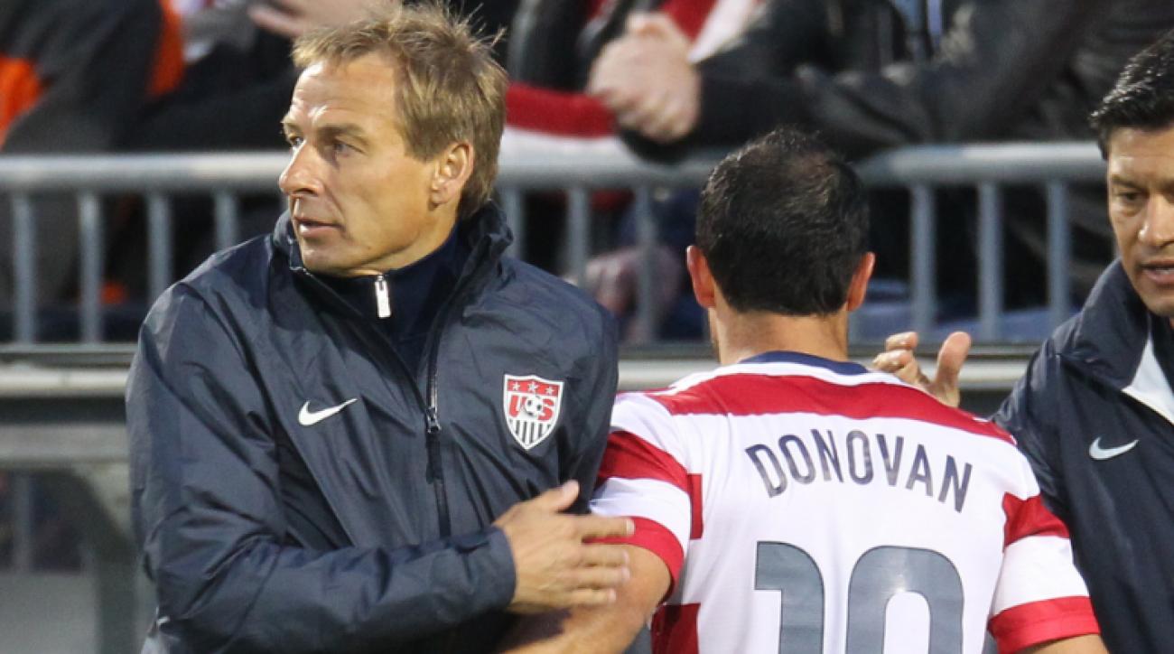 Breaking down Jürgen Klinsmann's Team USA roster