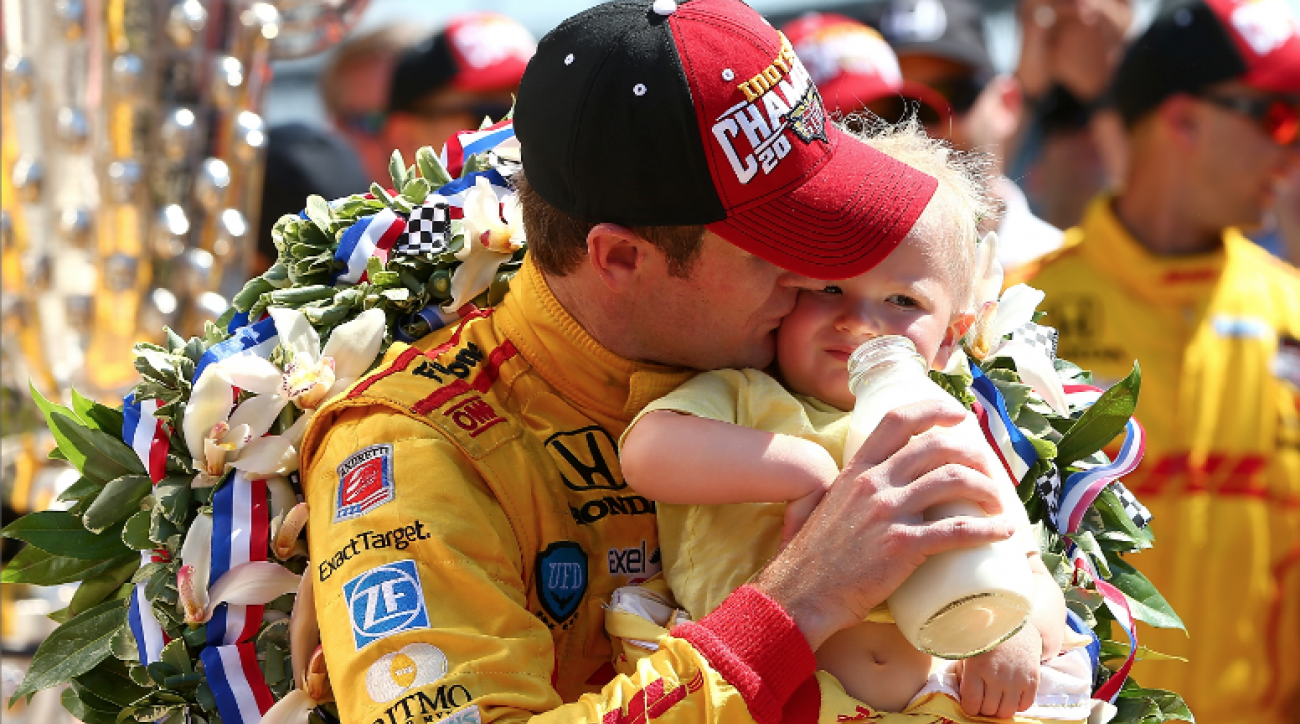 SI Now: The cutest moment in Indy 500 history