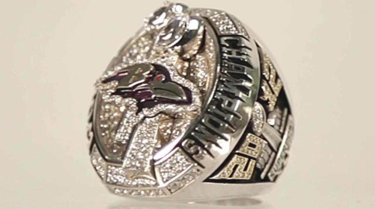 NFL 95: Super Bowl rings