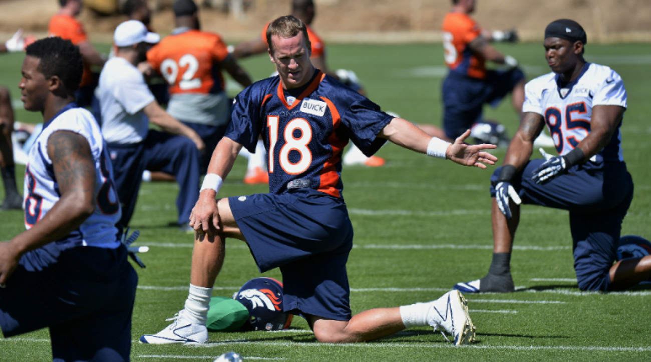 SI Now: Mystery green ball is typical Peyton Manning