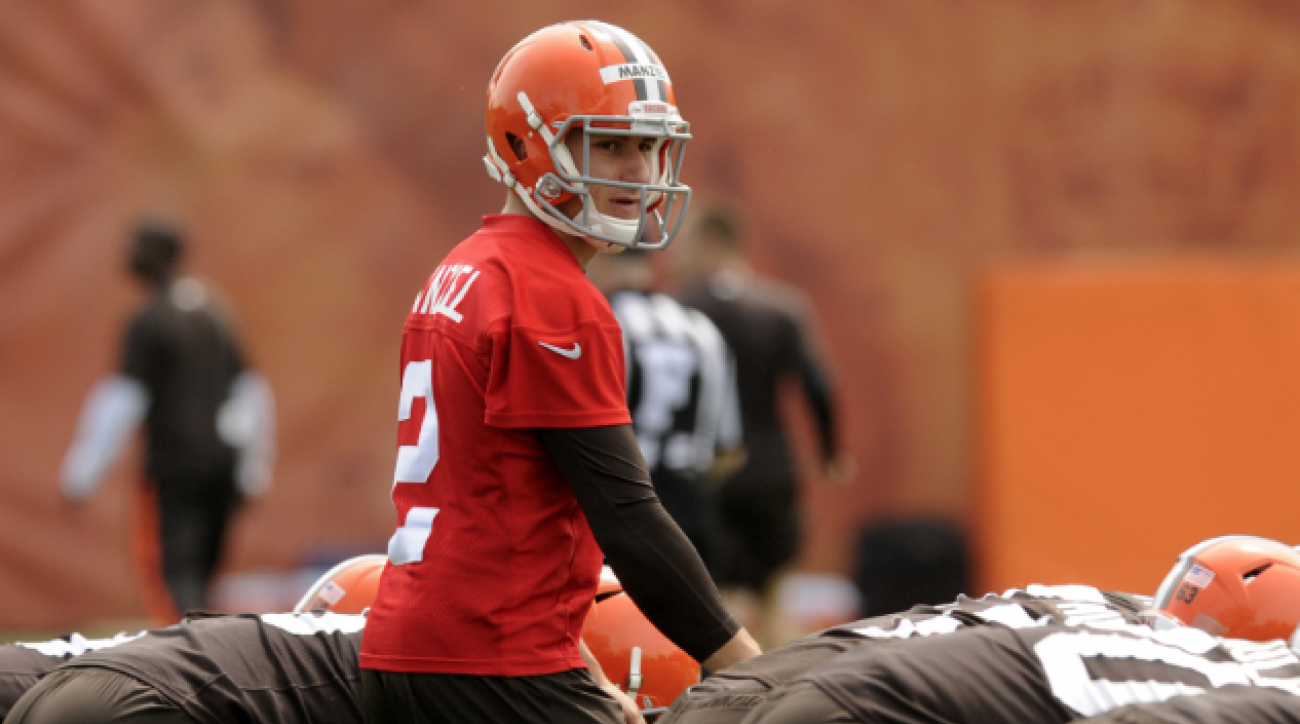 SI Now: Johnny Manziel thrives under media scrutiny