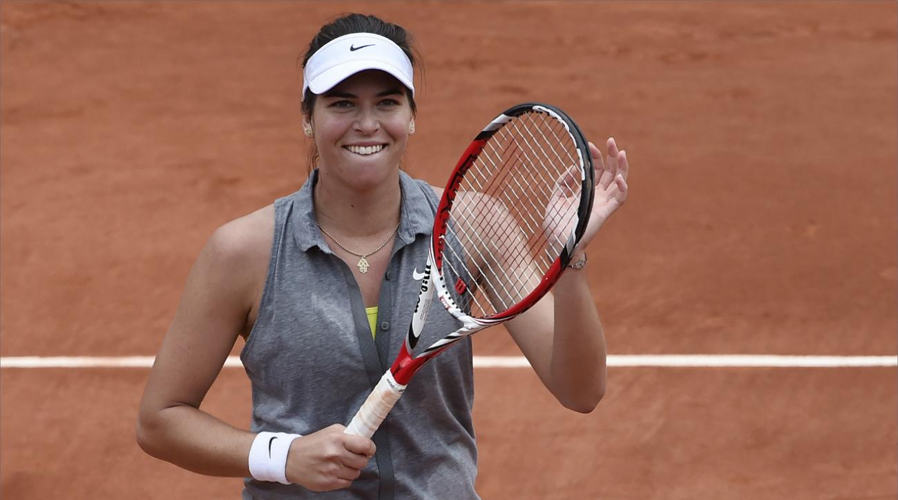 2014 French Open: Tomljanovic provides interesting upset in 3rd Round