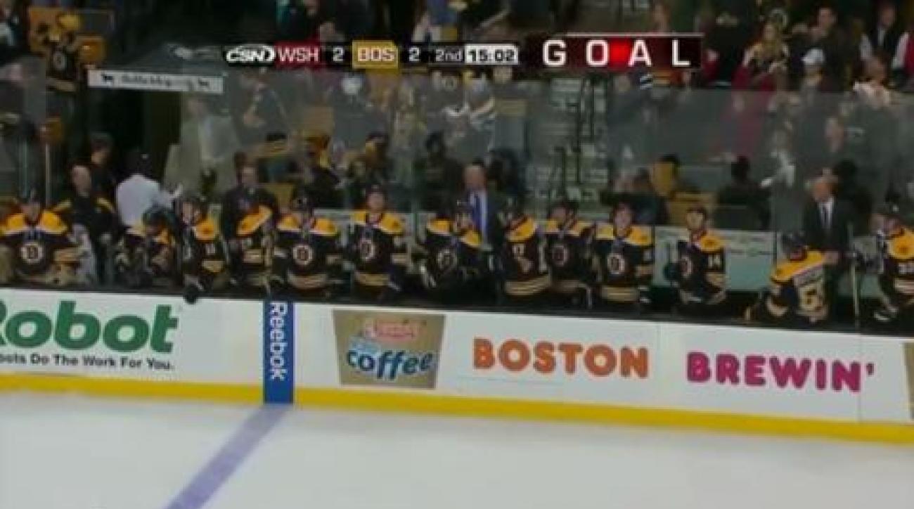 Semin keys Caps past Bruins