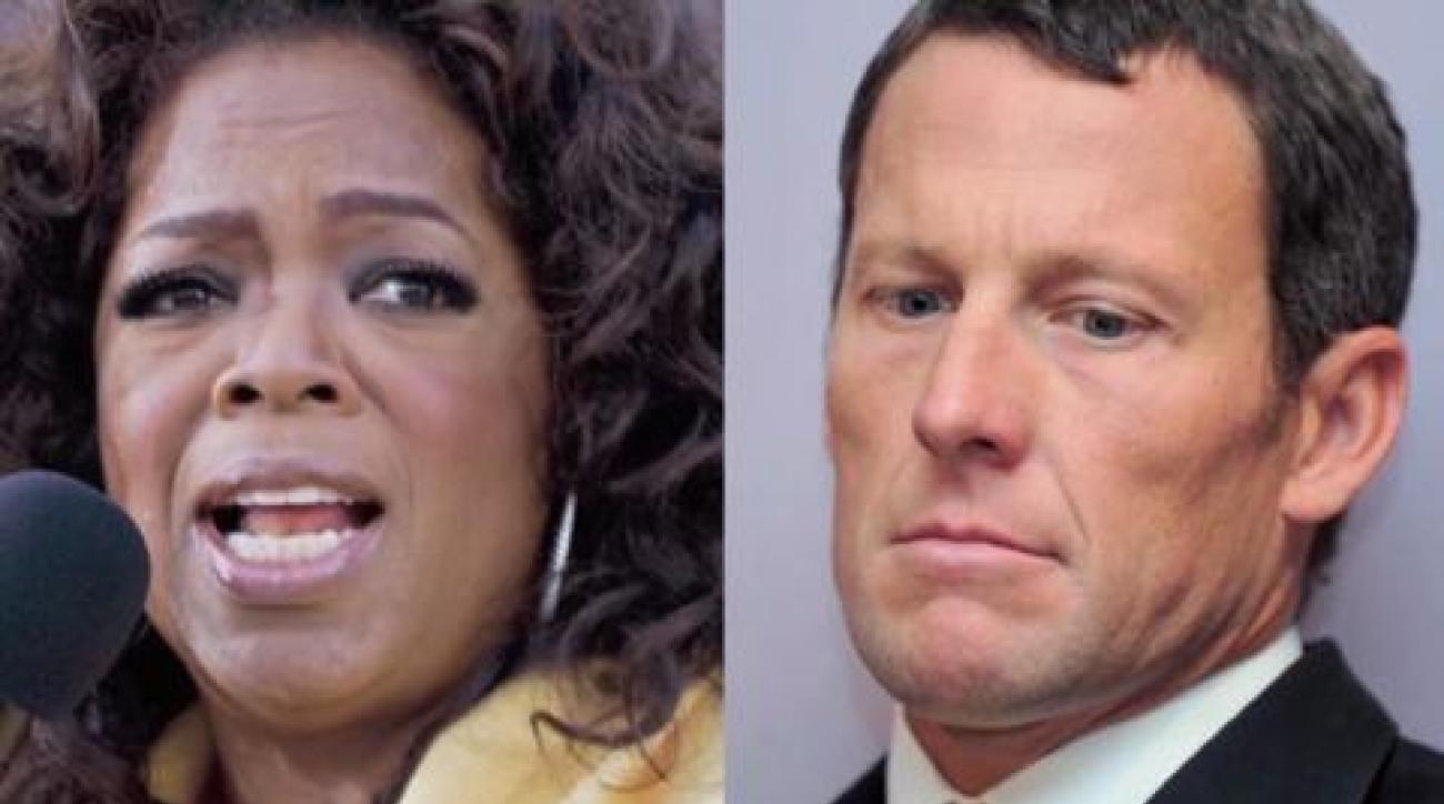 Why Oprah is a soft choice for Lance