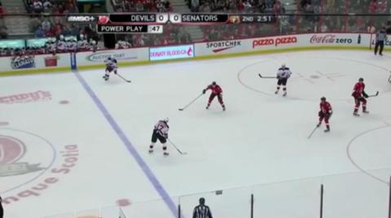 Kovalchuk's 400th goal beats Sens
