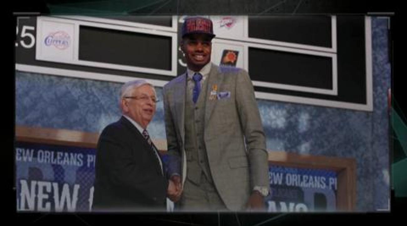 SI Now: Chris Mannix breaks down the 2013 NBA Draft