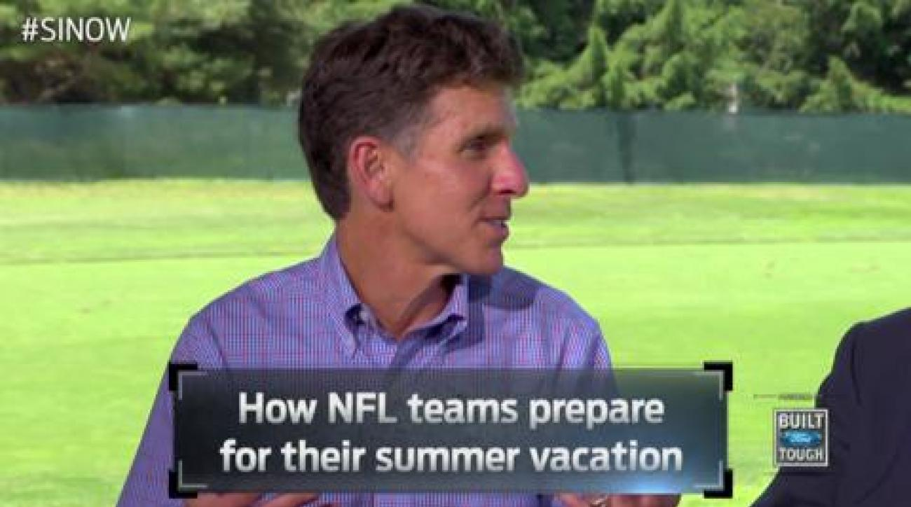 SI Now: How NFL teams deal with summer vacations