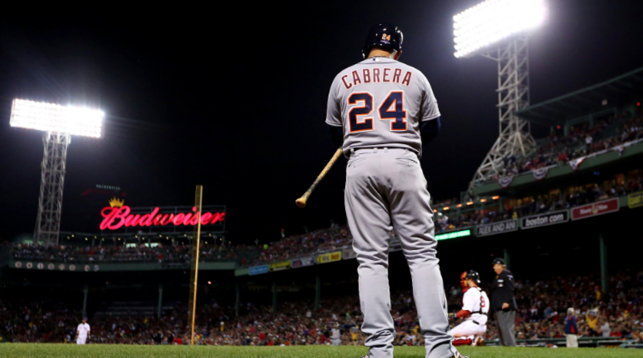 SI Now: Ford Power Players Miguel Cabrera and Andrew McCutchen