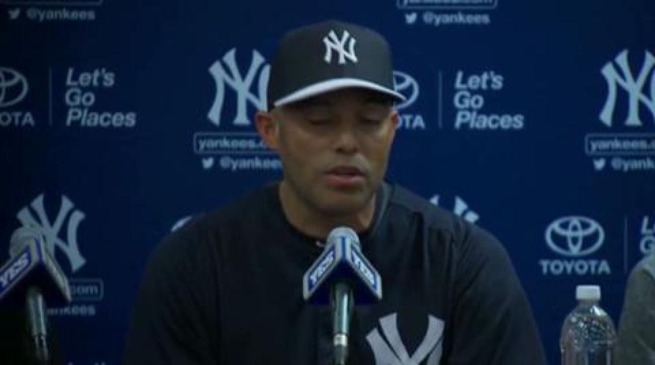 Rivera announces retirement