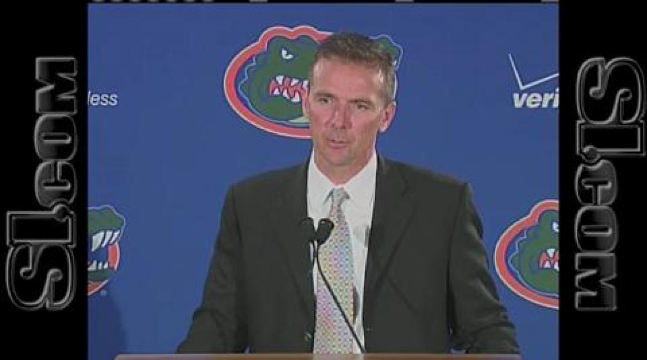 Urban Meyer explains his resignation