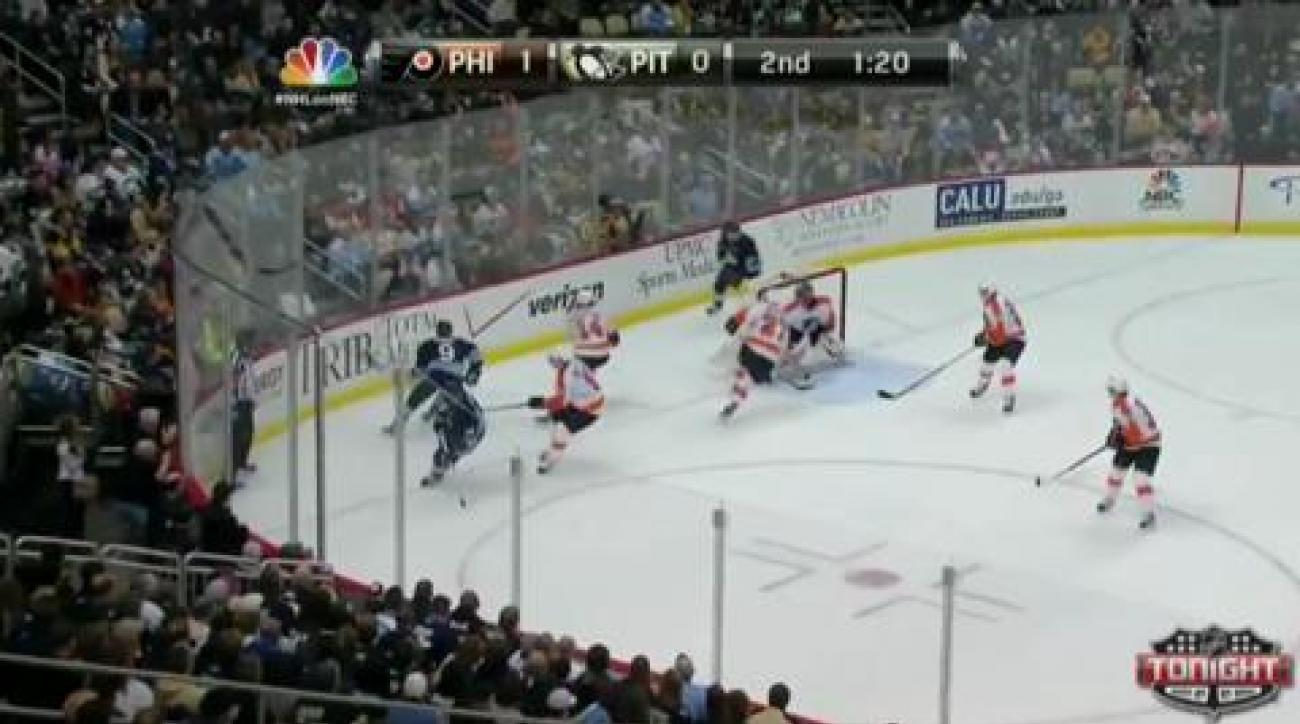 Pittsburgh Penguins extend win streak to 12