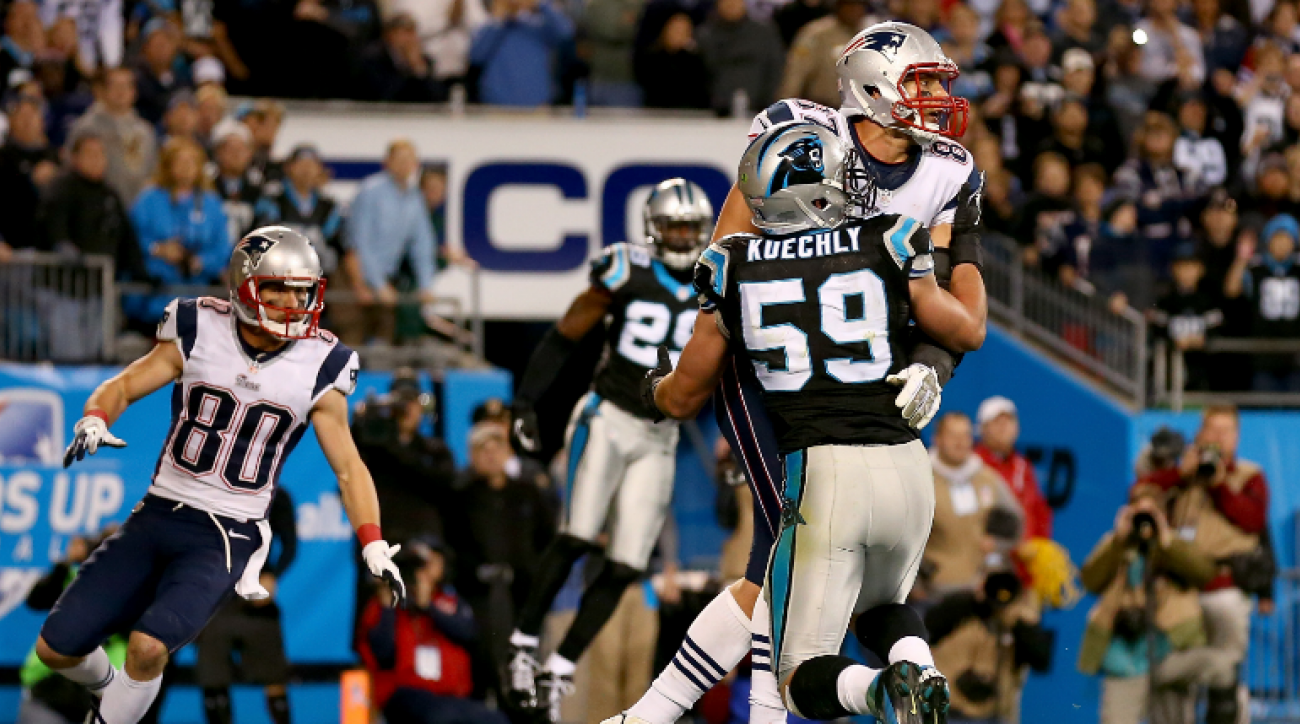 SI Now: Why Aaron Ross agrees with refs non-call to end Patriots-Panthers game