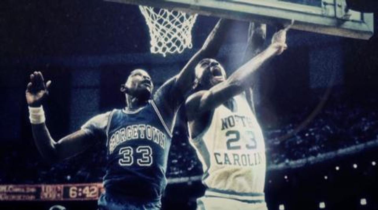 NCAA Tournament Moment: The birth of Jordan's legend