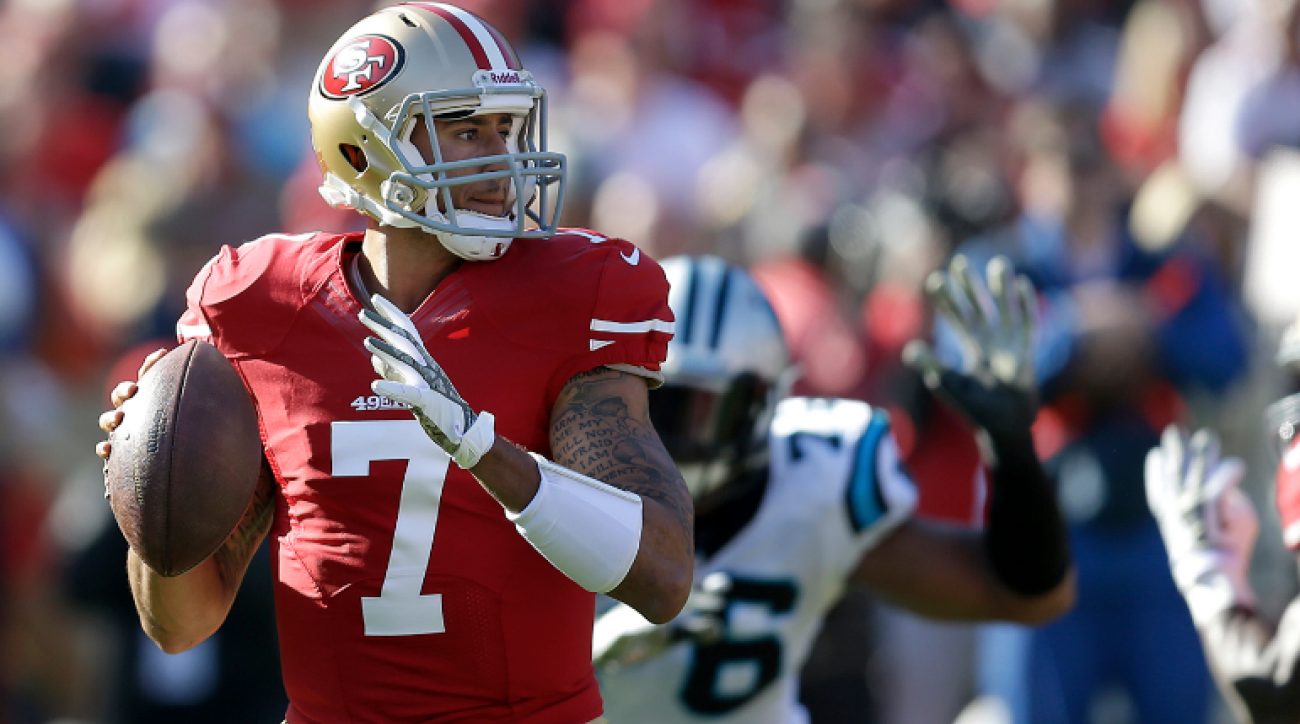 SI Now: How will this season's performance impact Kaepernick's next contract?