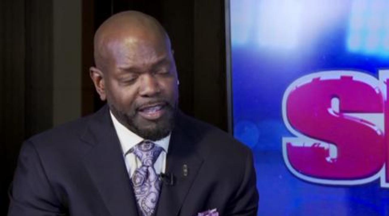 Emmitt Smith discusses tragedy in Kansas City