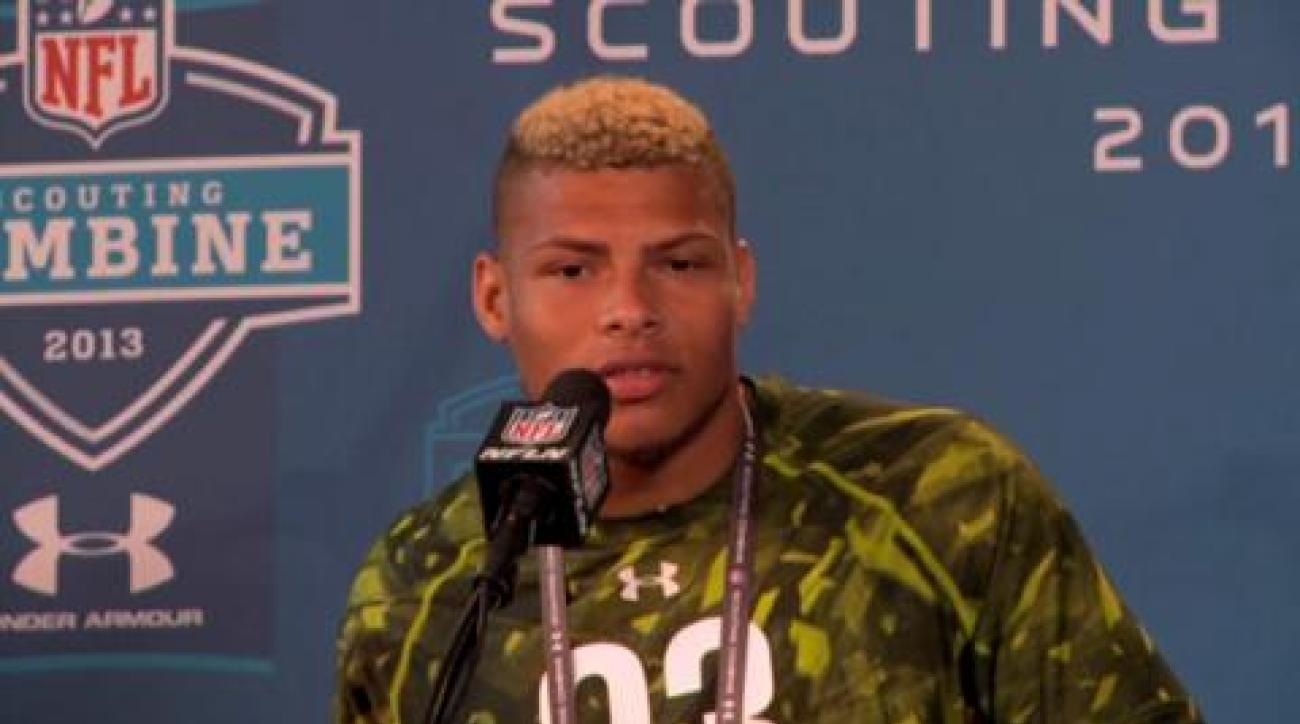 Tyrann Mathieu ready to move on from mistakes