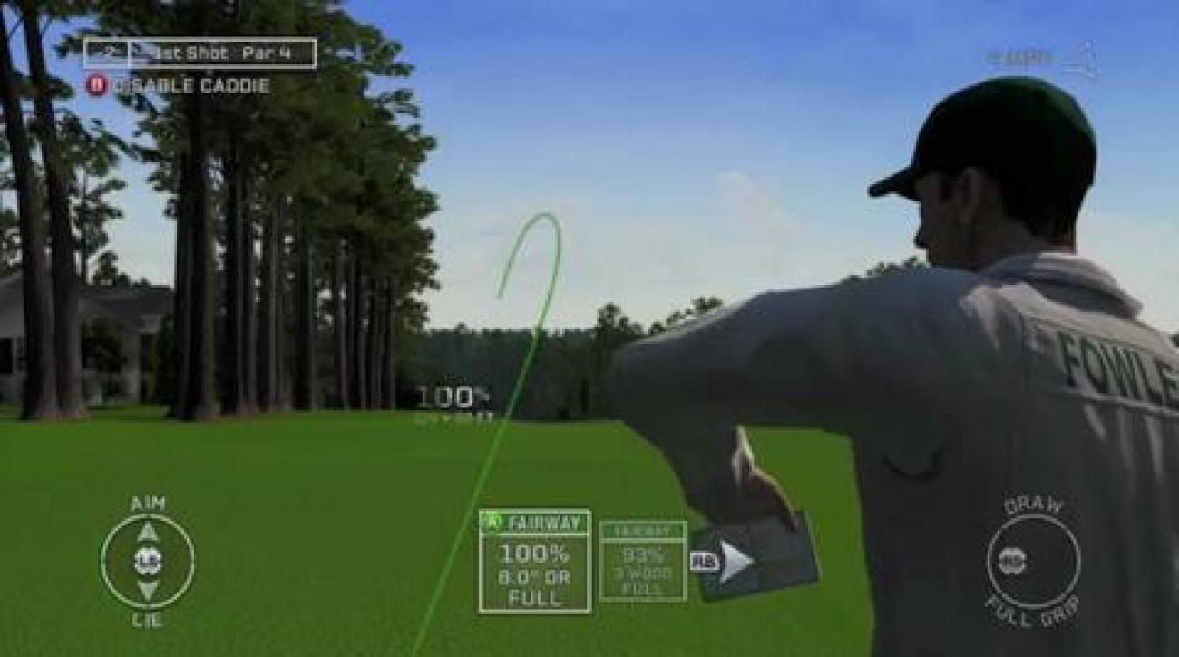 Game Room Review: Tiger Woods 12: The Masters