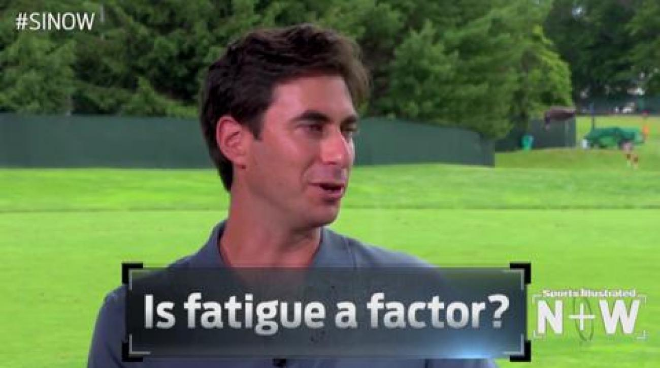 SI Now: Is mental fatigue a factor in the U.S. Open?