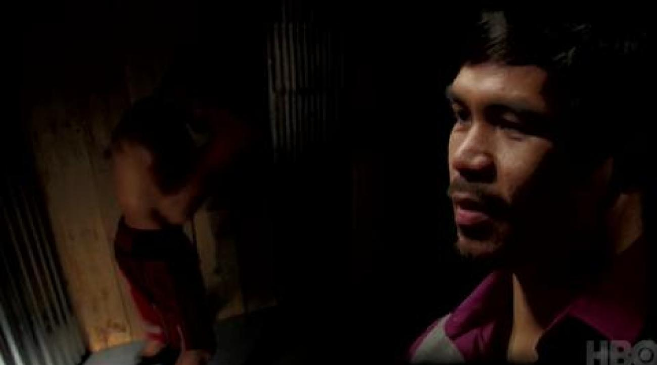 24/7 Pacquiao vs. Margarito: Pacquiao unplugged