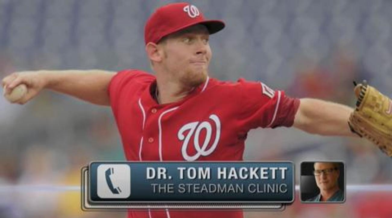 Not the end for Strasburg