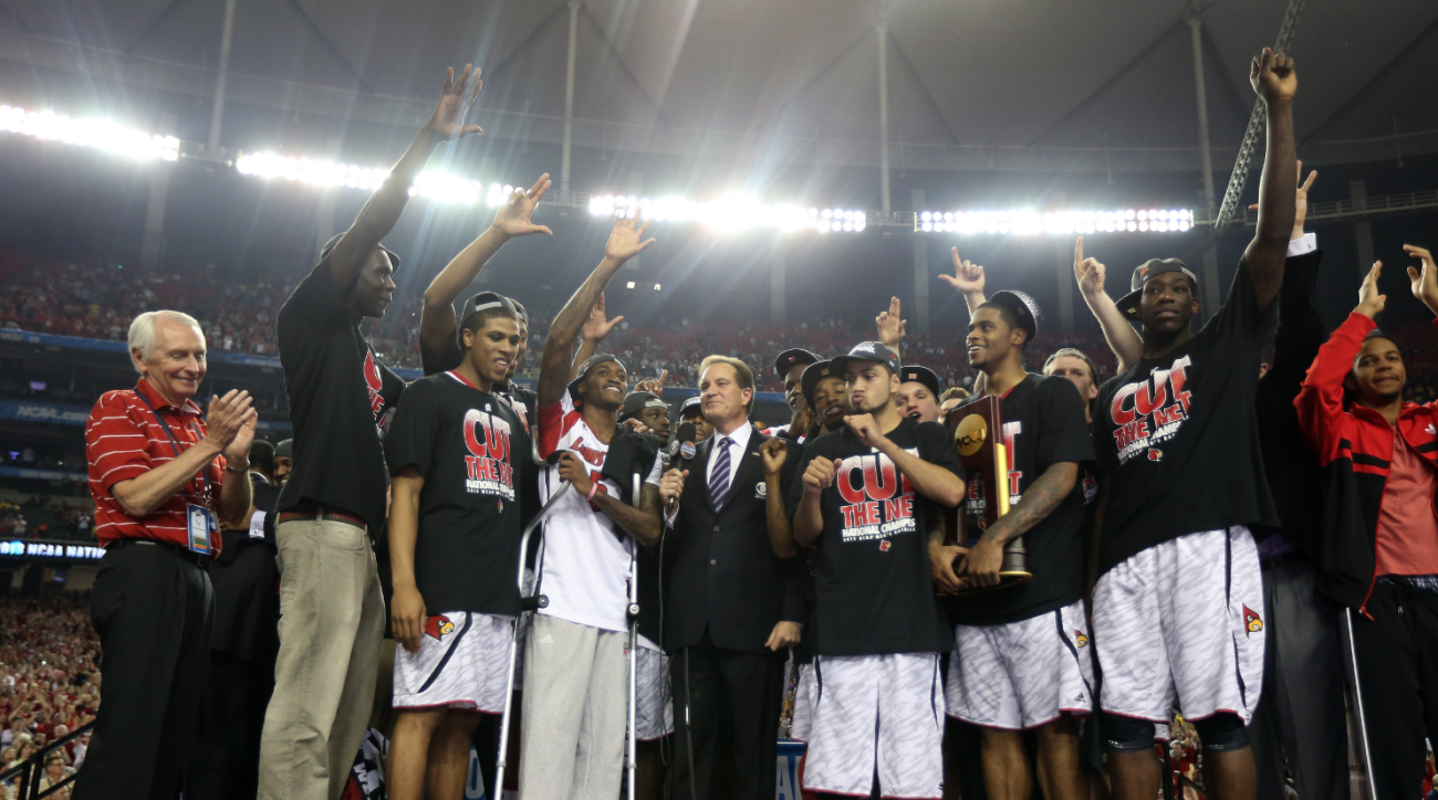 SI Now: Can Louisville repeat as National Champion?