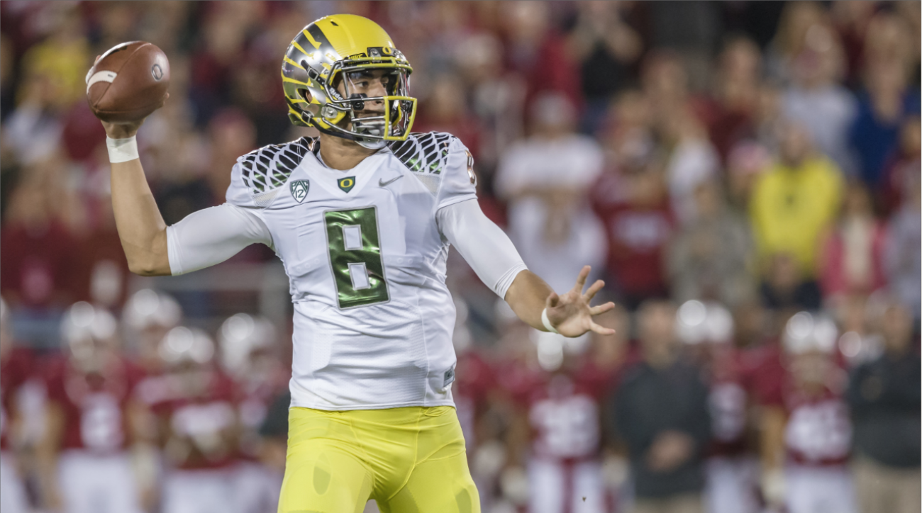 Boomer: Mariota needs one more year of college