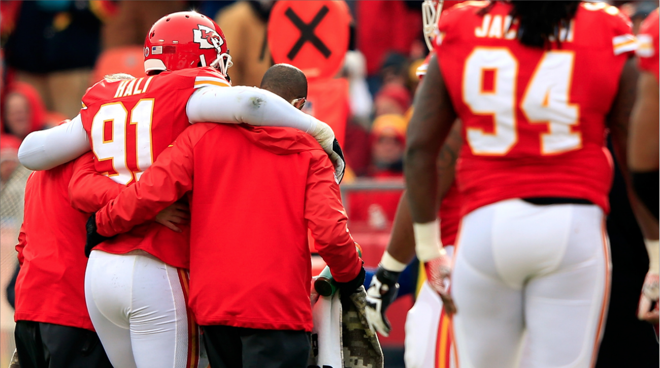 Boomer: Can the Chiefs overcome defensive injuries?