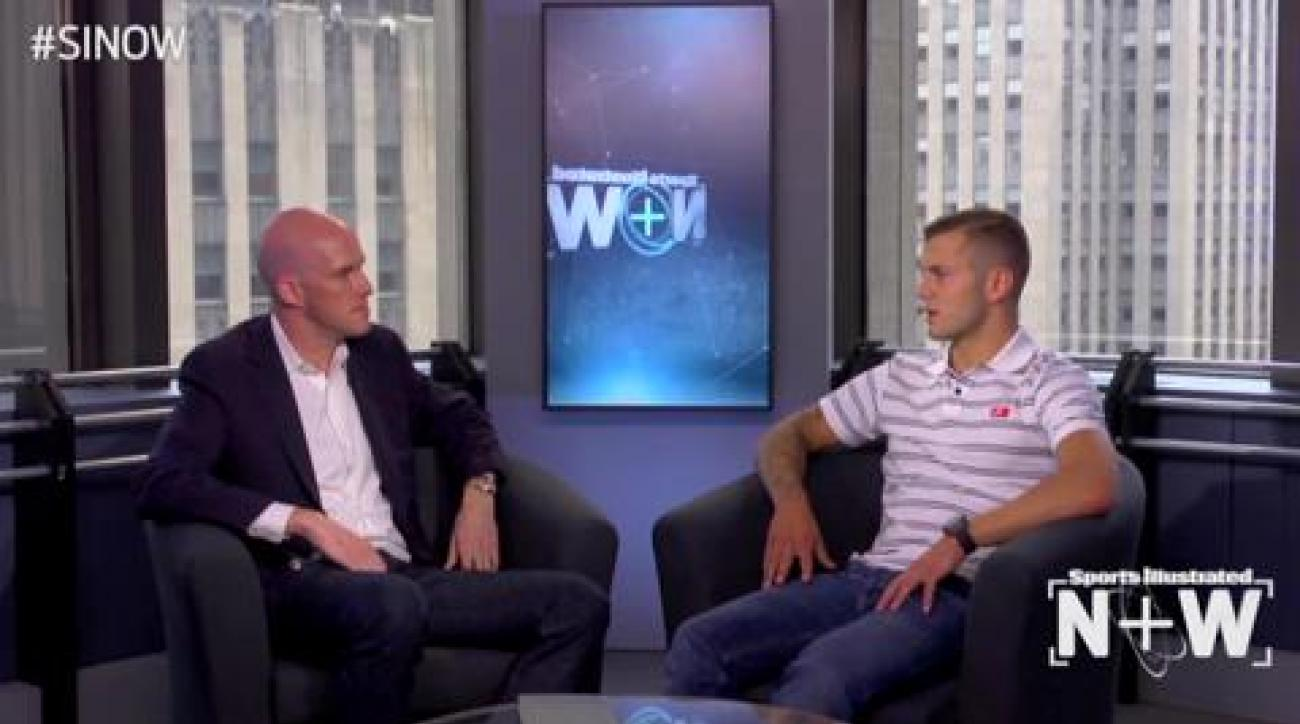 SI Now: Jack Wilshere on soccer idols, someday playing in MLS