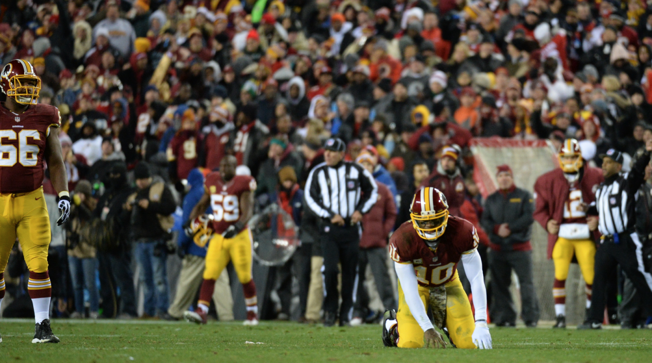 SI Now: With RGIII it's too much credit, too much blame