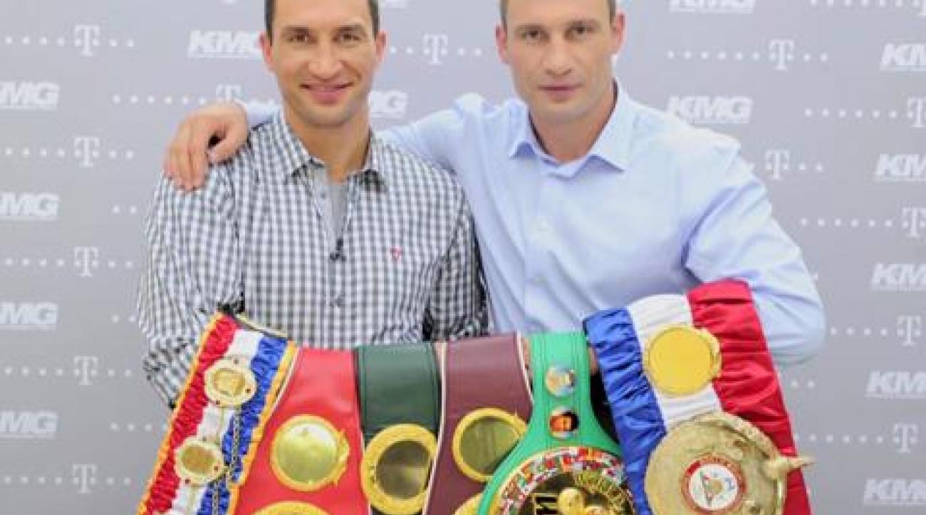 Fury: Wladimir Klitschko is scared to fight me