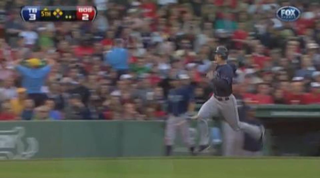 Rays edge Red Sox
