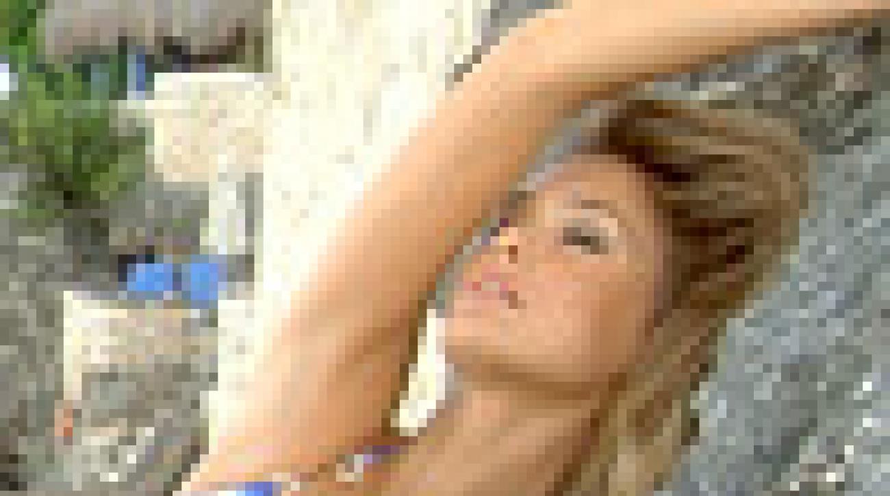 Bar Refaeli's Model Profile 2007