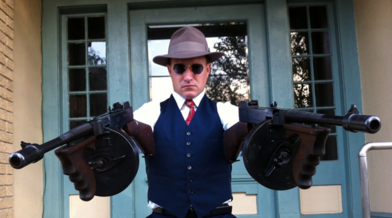 """SI Now: Lane Garrison on """"Bonnie and Clyde: Dead and Alive"""""""
