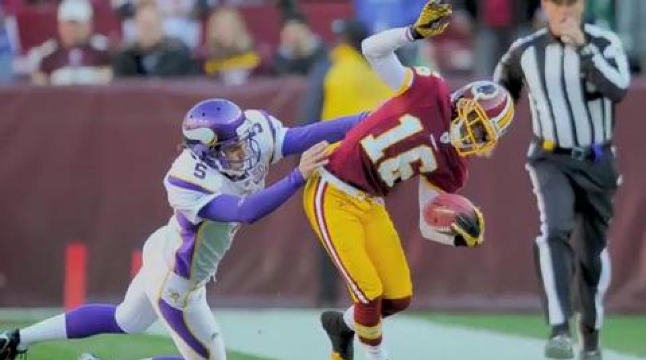 Peter King's One Minute Drill Draft Edition: Washington Redskins