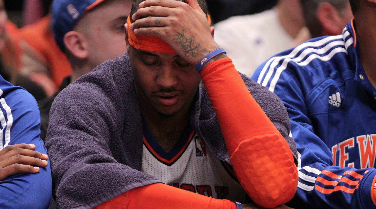 SI Now: Should the Knicks trade Carmelo?