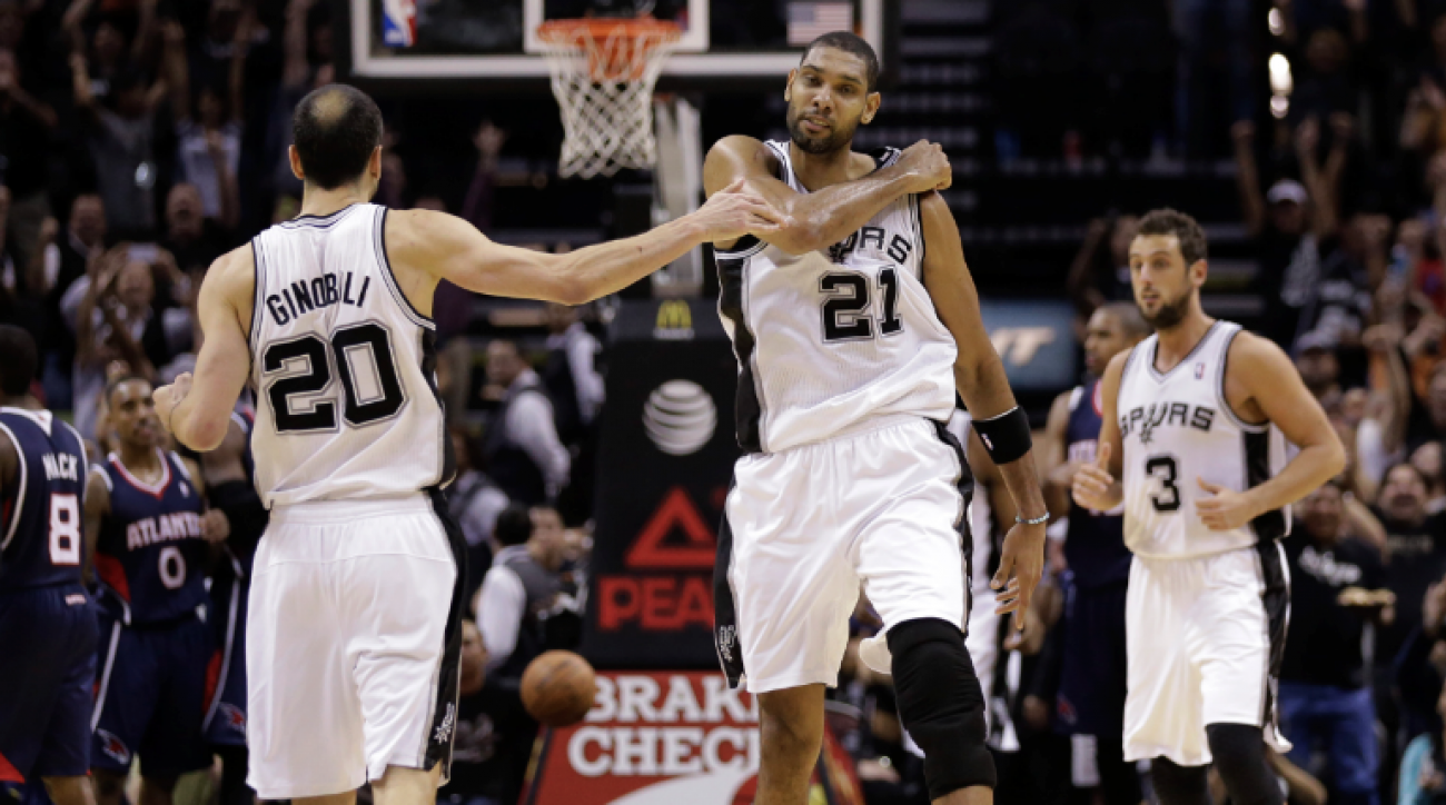 SI Now: What is Tim Duncan's place amongst NBA's greats?
