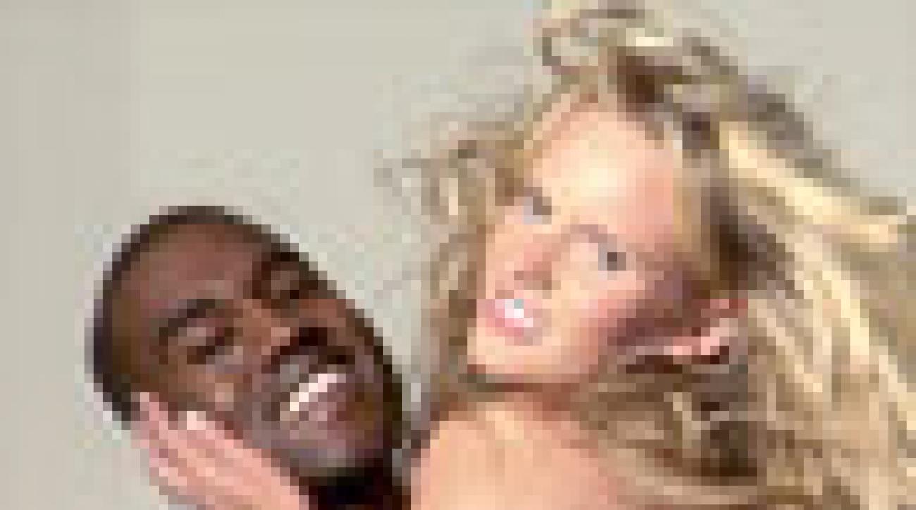 Kanye West & Anne V.