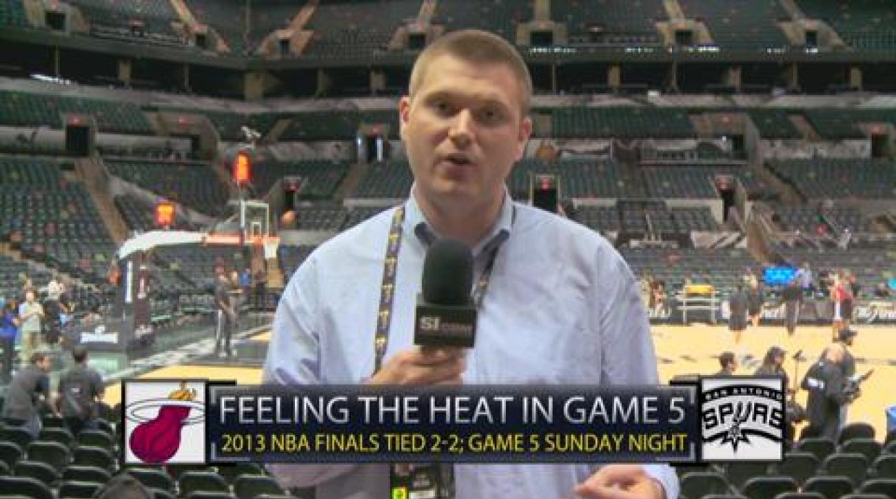 Heat-Spurs Game 5: Who needs it more?