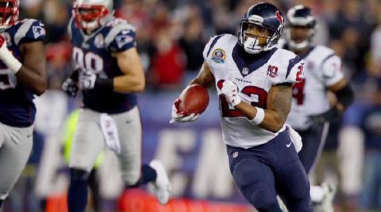 Banks: There's hope for Texans against Patriots