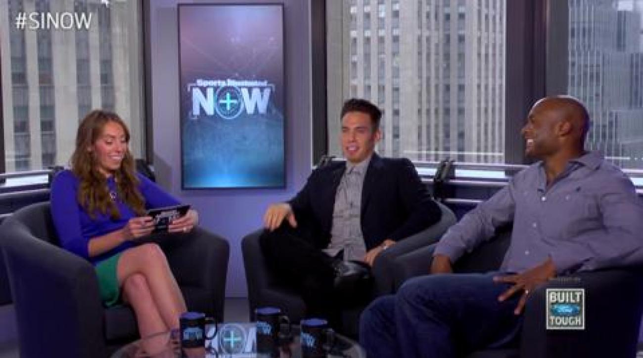 SI Now: 'SI Know Trivia' with Apolo Ohno and Amani Toomer!