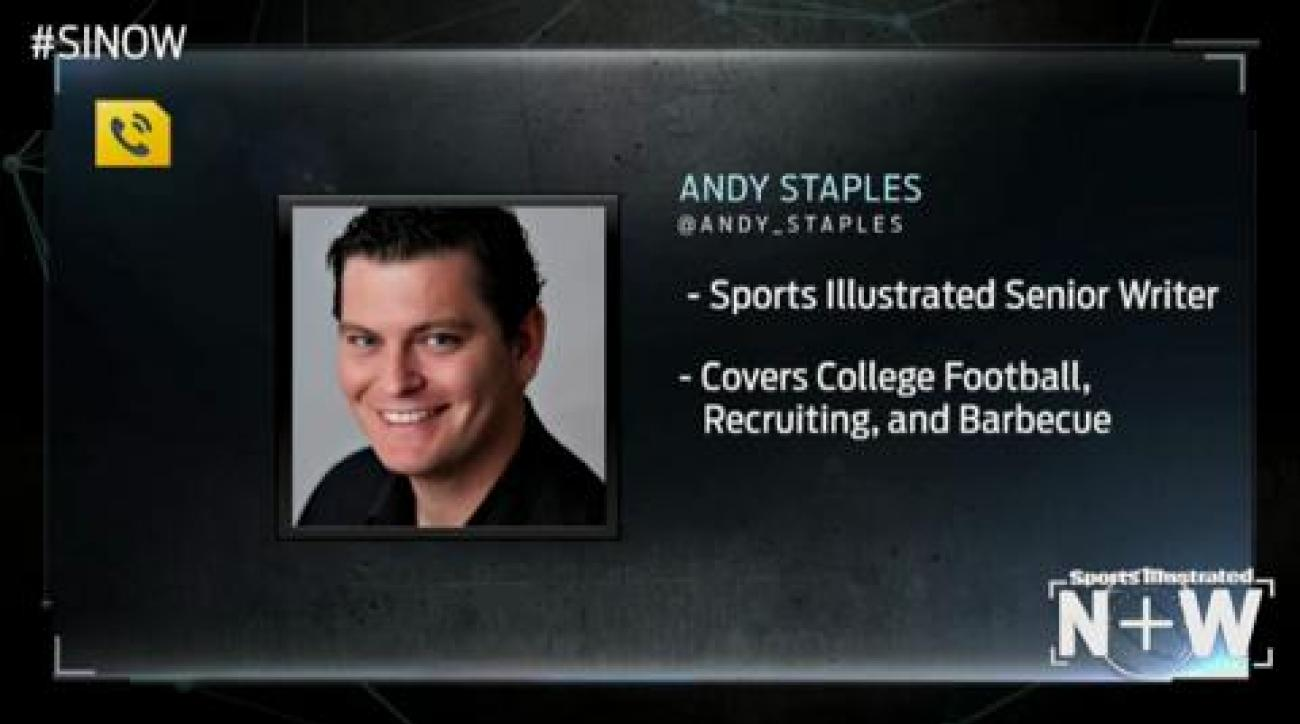 SI Now: Andy Staples reviews SEC Media Day