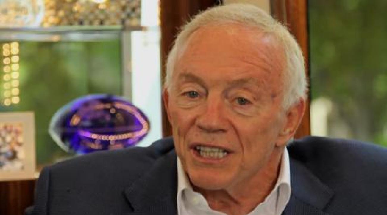 Jerry Jones and the future of football