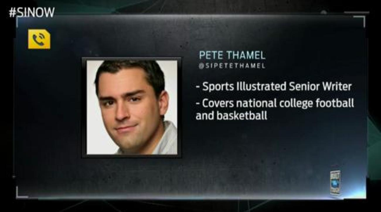 SI Now: Pete Thamel on massive NCAA reform
