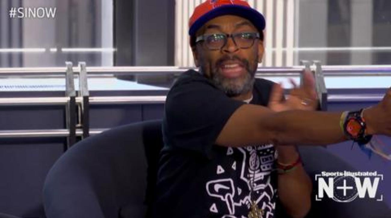 SI Now: Spike Lee on his respect for athletes