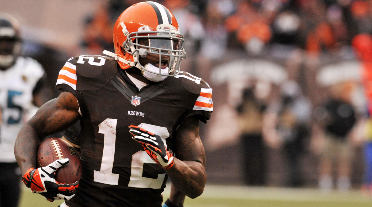 One on One with Peter King: Josh Gordon