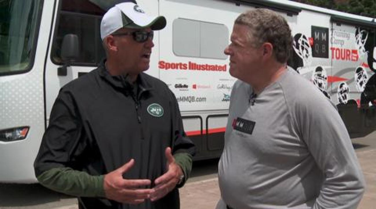 One-on-one with Rex Ryan