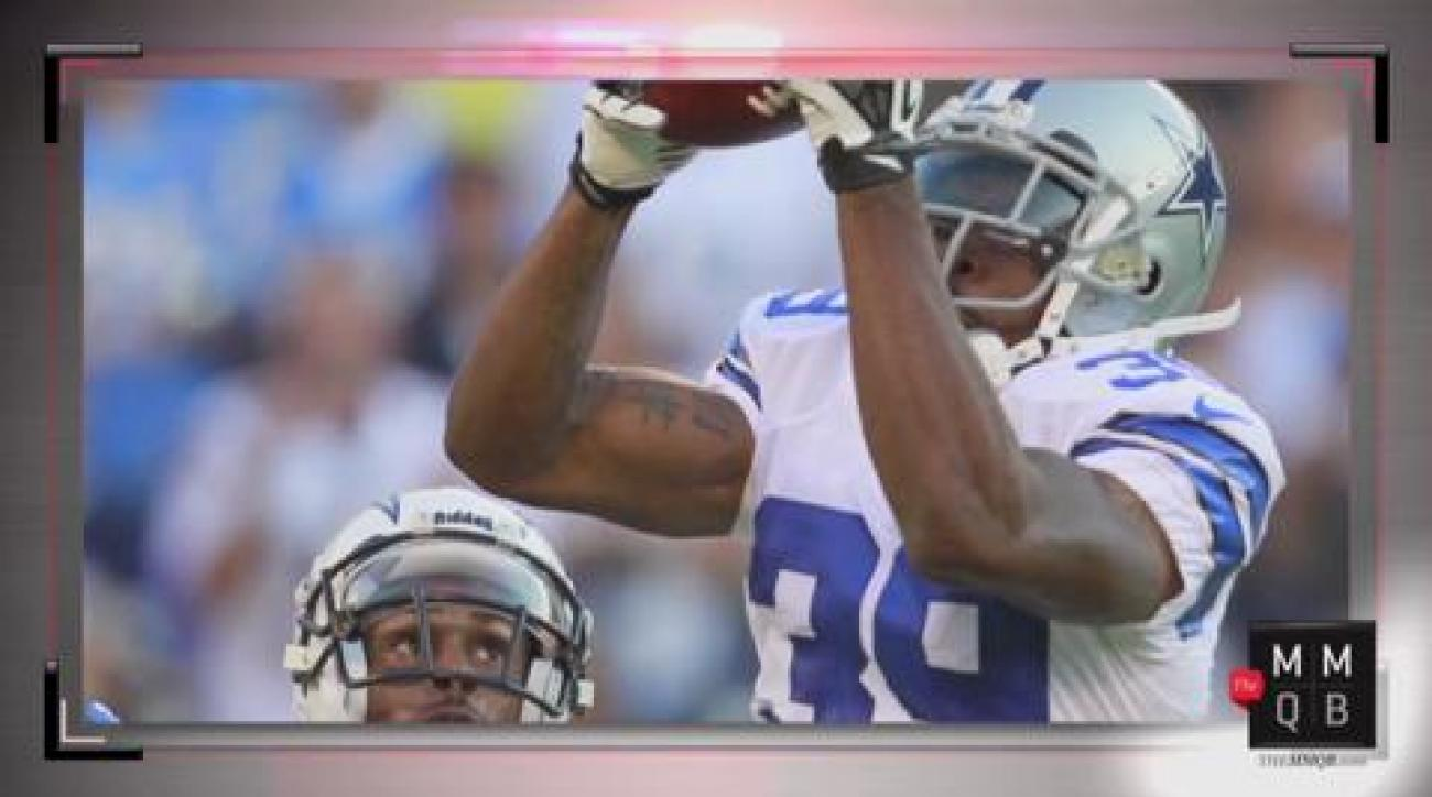 3Q's with Brandon Carr